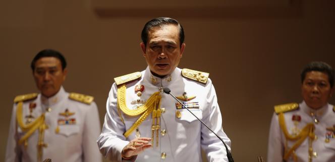 Prayuth Chan-ocha, le 26 mai à Bangkok.