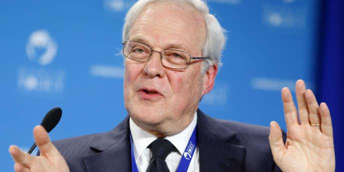 David de Rothschild a annoncé, lundi 2 juin, son départ de la présidence exécutive du conseil d'administration de la filiale britannique, NM Rothschild & Sons.