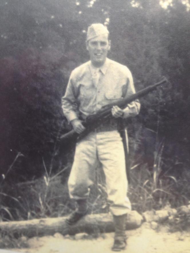 Le 6 juin 1944, Jess Weiss débarque sur Omaha