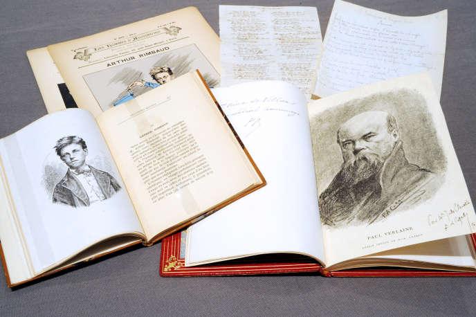 Arthur Rimbaud et Paul Verlaine, alliés précieux de l'épreuve de français du baccalauréat.