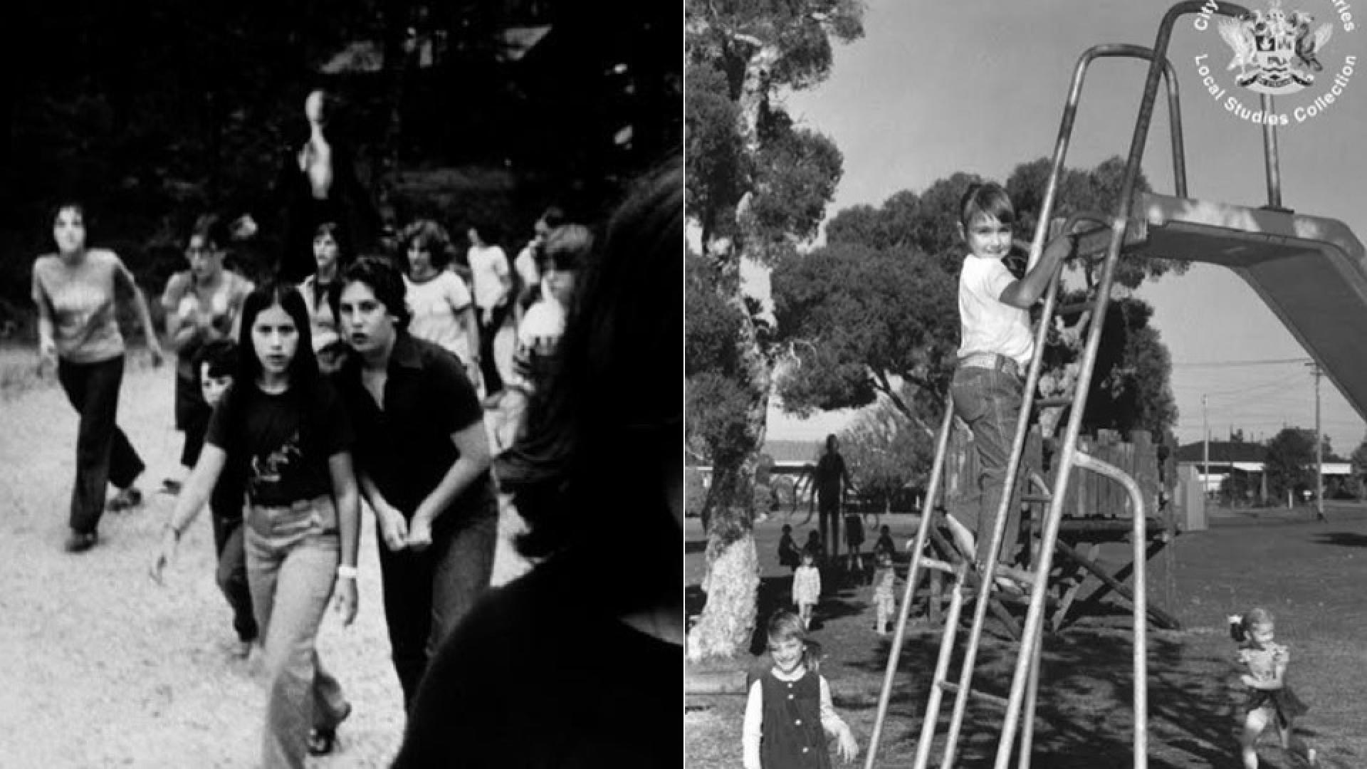 """Premiers montages photo de """"Slender man""""."""