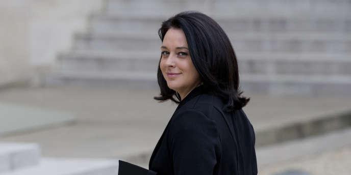 Sylvia Pinel, la ministre du logement, à Paris.