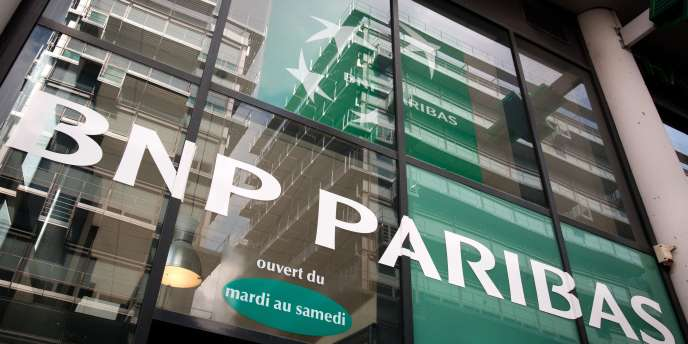 Les autorités françaises font valoir qu'une ponction de 10 milliards de dollars sur une banque de cette importance ne manquerait pas d'avoir un impact sur l'ensemble du système financier européen.