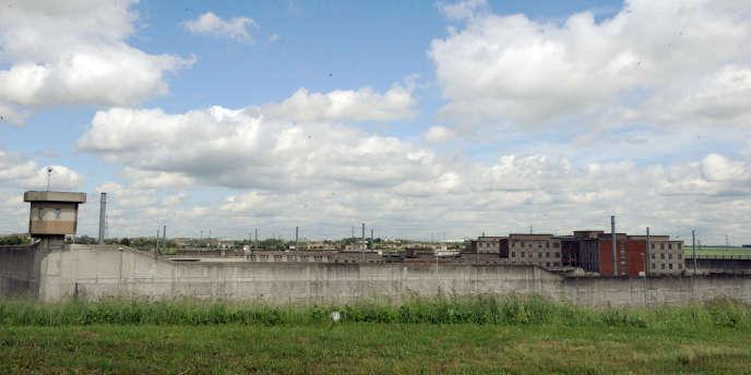 La maison d'arrêt de Villepinte où était incarcéré le détenu qui s'est évadé, mercredi 4 juin.