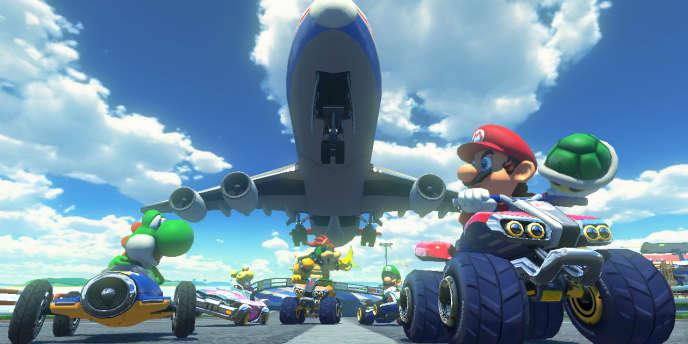 «Mario Kart 8».