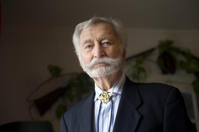 Le Français Bob Maloubier a fait partie du SOE, l'armée secrète de Churchill chargée de missions de sabotages dans l'Europe occupée.