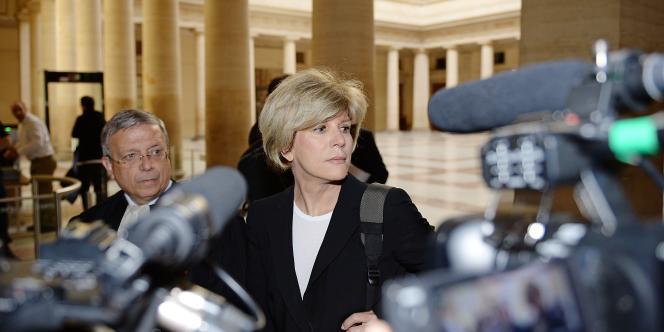 Une peine de trois ans d'emprisonnement, dont deux avec sursis, assortie de cinq ans d'inéligibilité et de 100000euros d'amende a été requise le 6 juin en appel contre l'ex-députée socialiste des Bouches-du-Rhône Sylvie Andrieux.