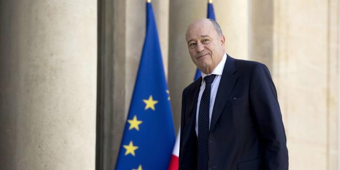 Jean-Michel Baylet à l'Elysée, le 15 mai. Le sénateur du Tarn-et-Garonne est aussi président du Conseil général de Tarn-et-Garonne et président de la Communauté des Deux Rives, une structure intercommunale.