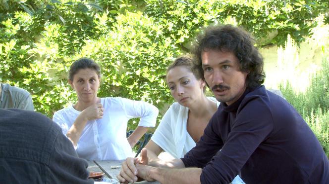 Une scène du film documentaire franco-italien de Jonathan Nossiter, « Résistance naturelle ».