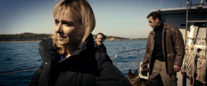 Valeria Golino dans le film italien de Marco Simon Puccioni,
