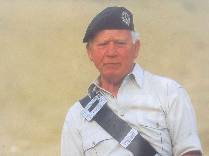 Bill Millin en 1994.
