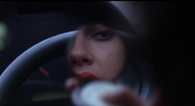 Scarlett Johansson dans le film britannique de Jonathan Glazer,