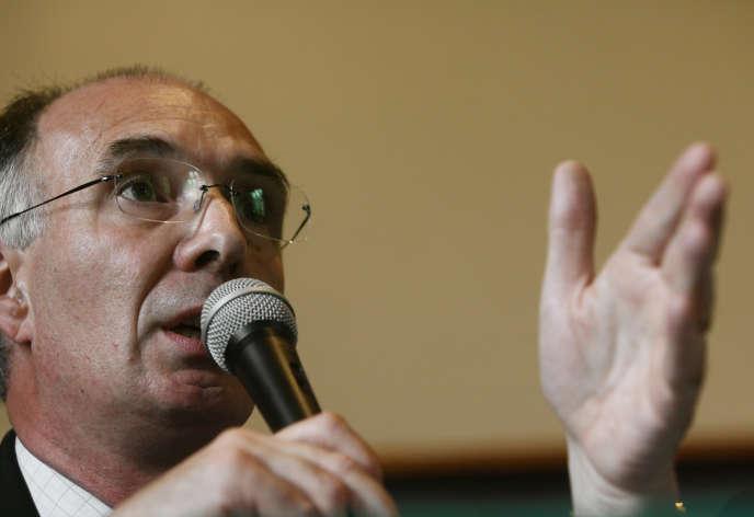 Alain Boissinot en 2006.