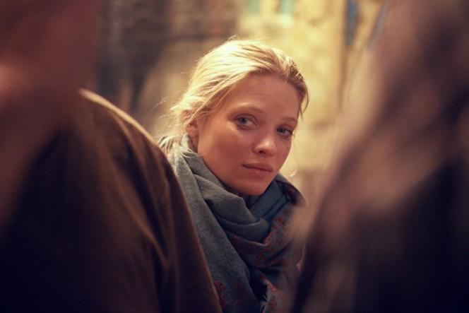 Mélanie Thierry dans le film américain, anglais et roumain de Terry Gilliam,