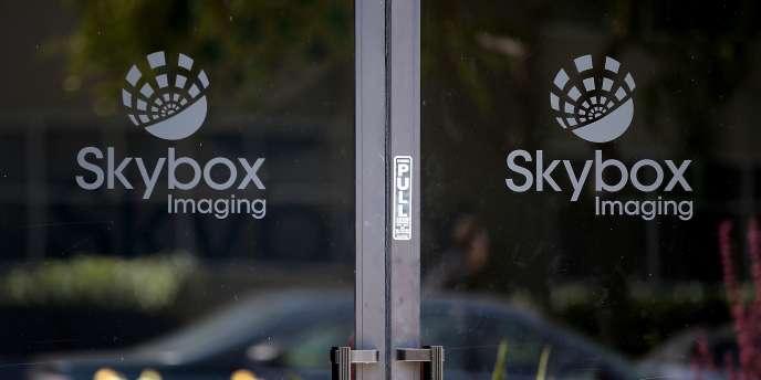 Au siège de Skybox, à Mountain View (Californie), le 10 juin.