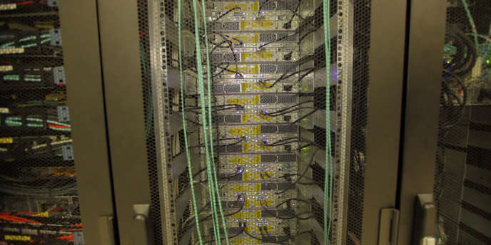 Les centres de traitement des données (datacenters) sont de gros consommateurs d'énergie.