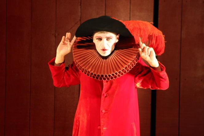 Samuel Churin dans