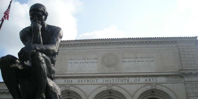 Le Detroit Institute of Arts.