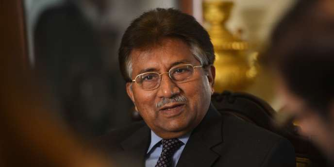 La décision, contre laquelle le gouvernement peut faire appel, ouvre la voie à un possible prochain départ à l'étranger de M. Musharraf, 70 ans, rattrapé par la justice dans plusieurs affaires depuis son retour d'exil début 2013.