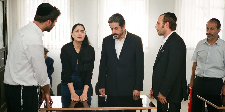 Le Procès de Viviane Amsalem » : en Israël, le récit d'une séparation