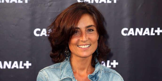 Nathalie Iannetta, à Paris le 28 août 2013.