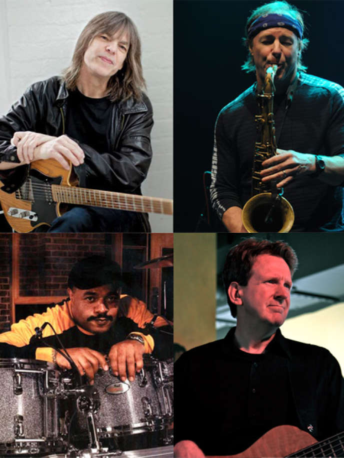 Mike Stern, Bill Evans Band, Tom Kennedy et Dennis Chambers