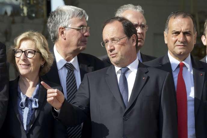 Une fois élu, en 2012, François Hollande a nommé Geneviève Fioraso au ministère de l'enseignement supérieur et de la recherche et a oublié une bonne partie de ses promesses.