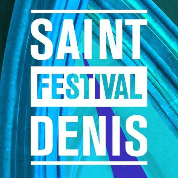 Affiche du Festival de Saint-Denis jusqu'au 27 juin.