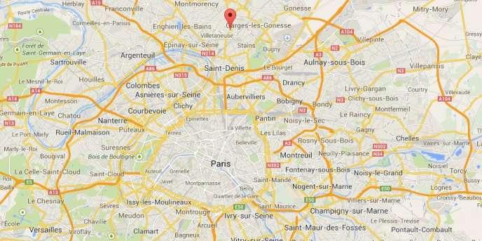Le jeune âgé de 16 ans vivait dans un bidonville de la commune de Pierrefitte-sur-Seine (93).