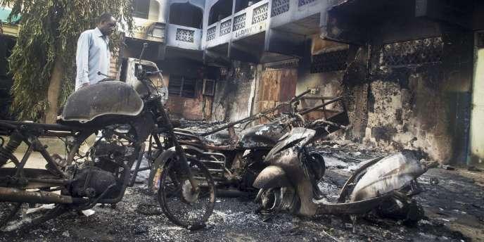 Les islamistes somaliens ont tué 65 personnes dans la localité de Mpeketoni, près de l'archipel touristique de Lamu, le 16 juin.