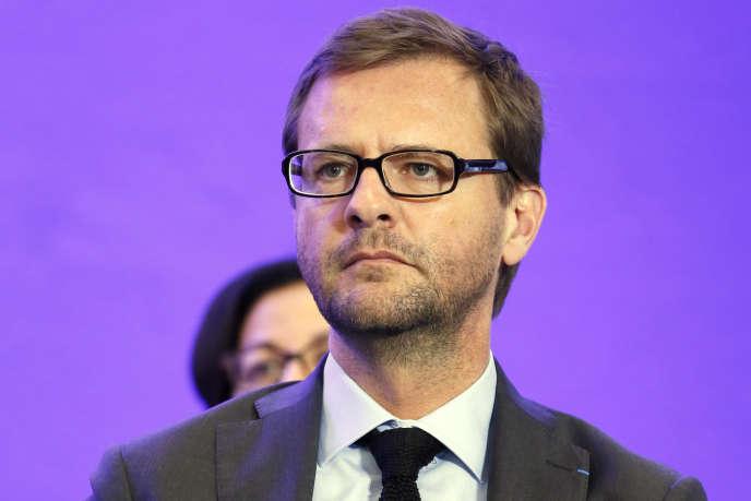 Jérôme Lavrilleux, à Paris, le 24 avril.