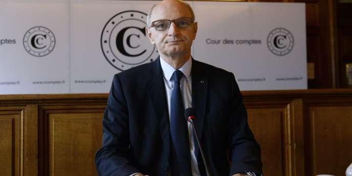 Didier Migaud en juin 2013 à Paris.