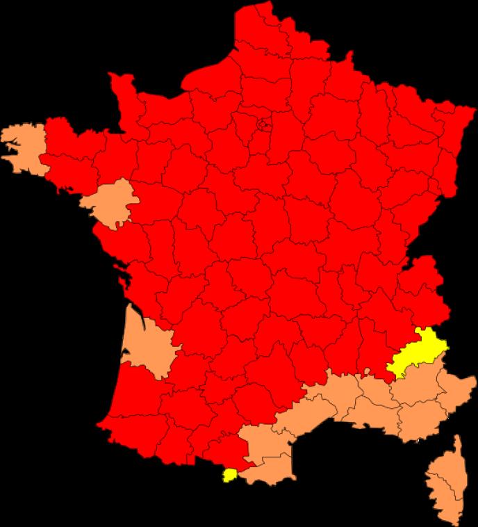 Allergies au pollen : la France en alerte rouge