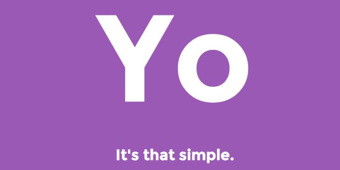 Le slogan de