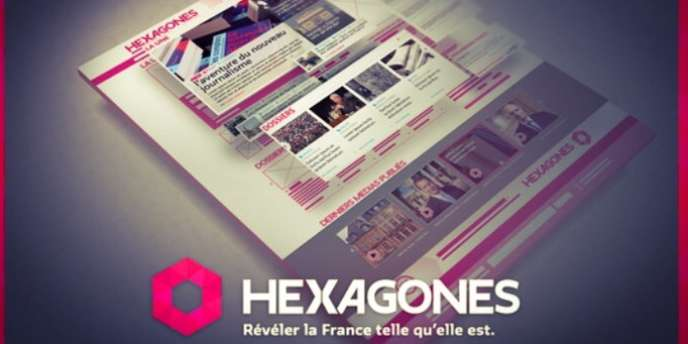 Le site payant d'informations Hexagones a eu recours au financement participatif pour son lancement.