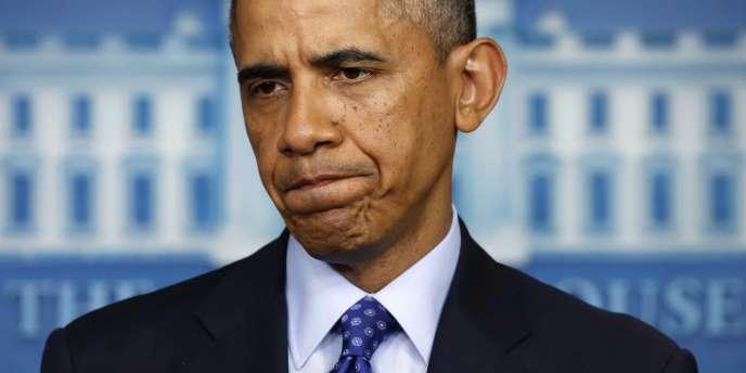 Barack Obama, le 19 juin à Washington.