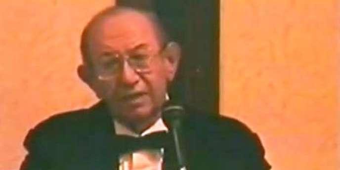 Daniell Keyes en 2000