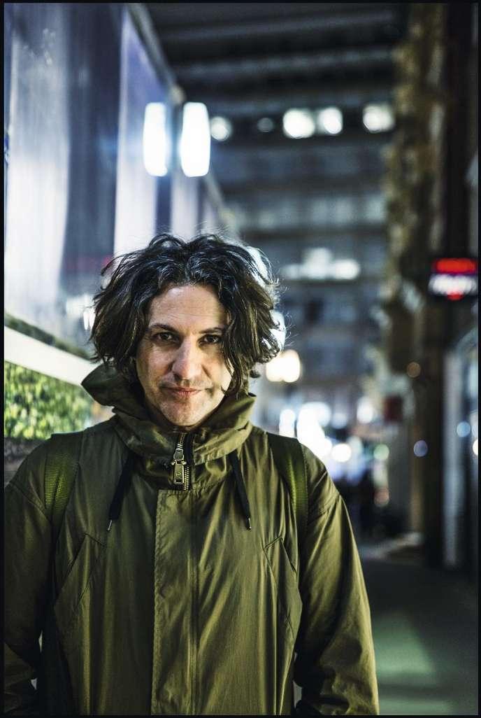 Le réalisateur britannique Jonathan Glazer.