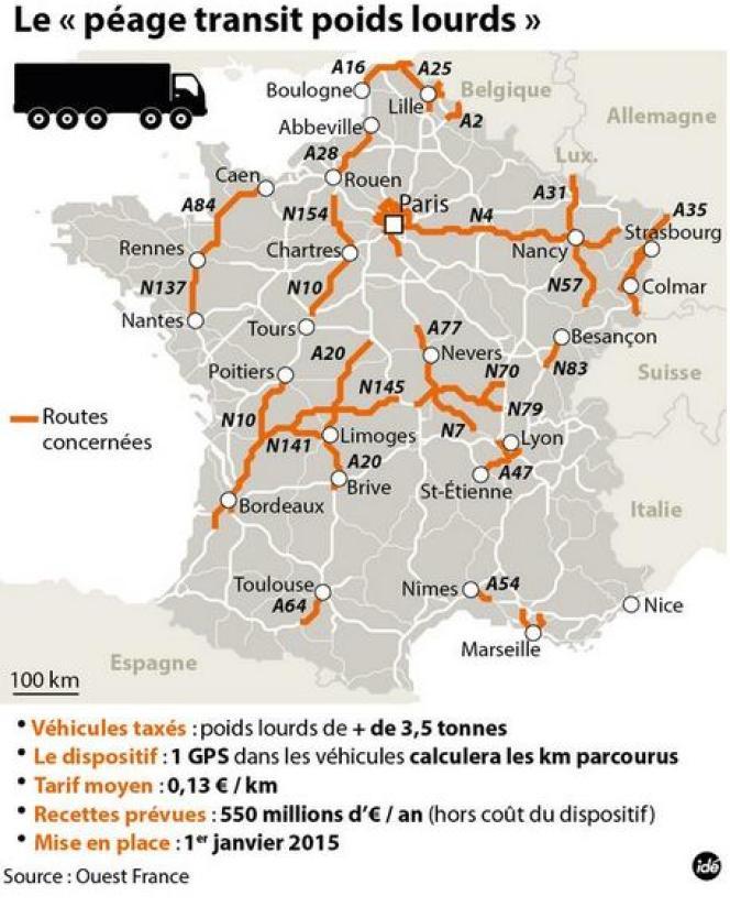 Capture écran Ouest France.