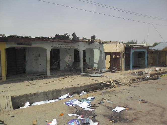 Après un attentat attribué à Boko Haram à Damaturu, le 18 juin, lors de la diffusion d'un match de Coupe du monde.