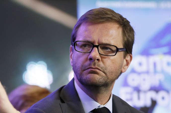 Jérôme Lavrilleux, le 24 avril.