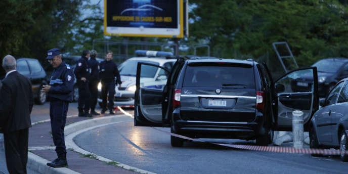 Attaquée le 6mai devant l'hôpital de l'Archet, à Nice, Hélène Pastor est morte le 21mai.