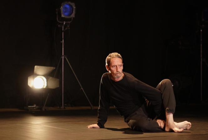 Le danseur et chorégraphe américain Steve Paxton, le 16 novembre 2008.