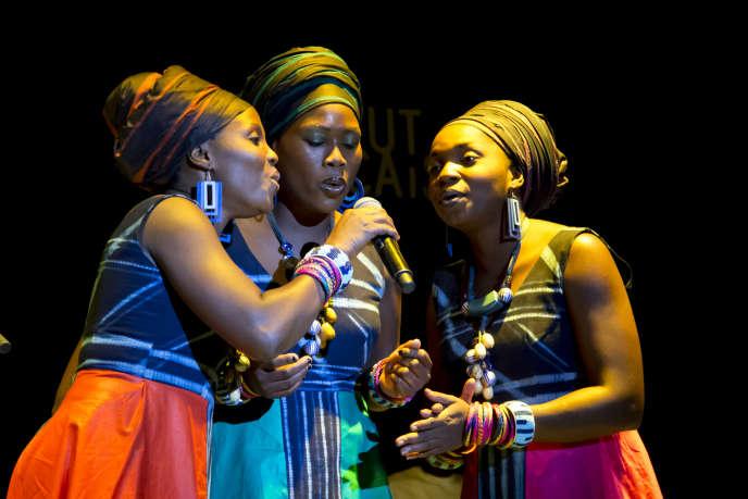 Le Trio Teriba.