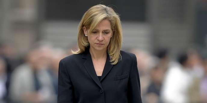 La justice espagnole a réduit début novembre les charges pesant sur l'infante Cristina dans un vaste scandale de corruption.