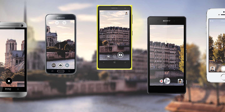 Quel Smartphone Fait Les Meilleures Photos