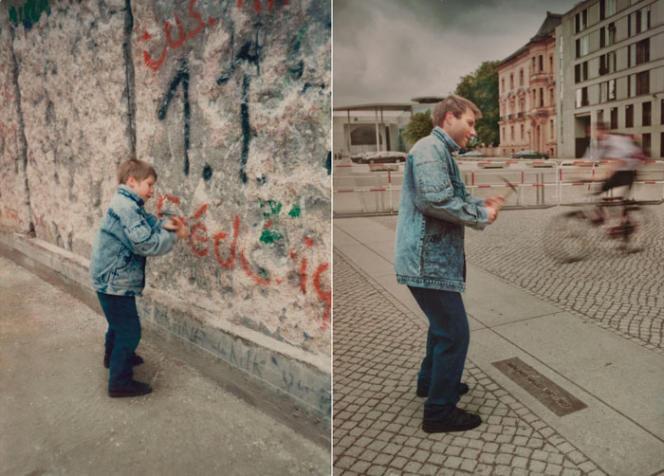 «Christoph», 1990-2011, Berlin.