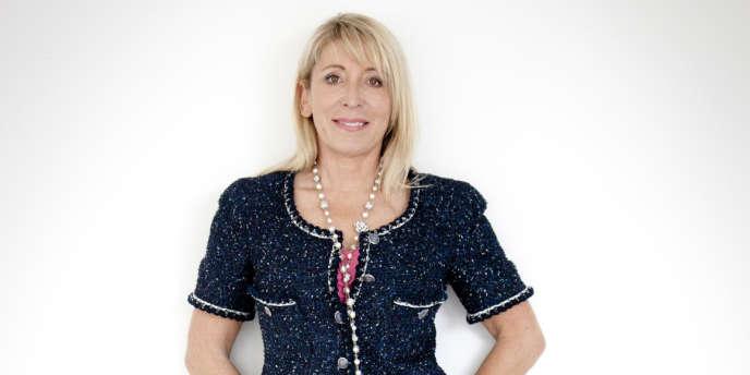Véronique Garnodier, PDG de Charlott' lingerie.