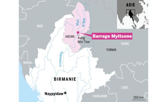 Croissant En Birmanie, l'ethnie Kachin et son patrimoine sous la menace d'un JN-15