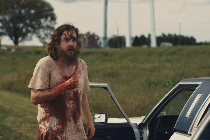Macon Blair interprète Dwight, justicier improvisé, dans le film américain de Jeremy Saulnier,